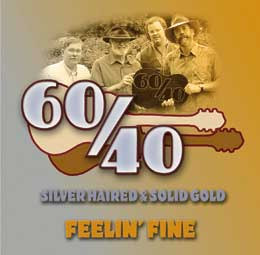 60/40 Silver Haired and Solid Gold